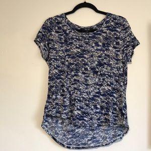 Simply Vera Vera Wang Cap sleeve shirt